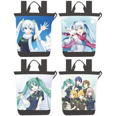 Vocaloid x NewDays Tote Backpack Collection