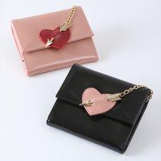 Honey Salon Heart Arrow Wallet