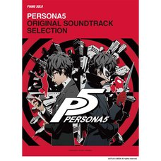 Persona 5 Original Soundtrack Selection Piano Solo