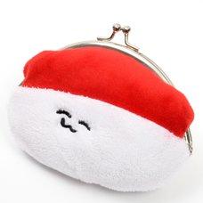 Oshushidayo! Plushie Gamaguchi Coin Pouch