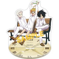 Promised Neverland Emma & Norman & Ray Acrylic Stand
