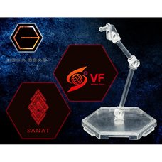 M.S.G. Hexa Gear Mini Flying Base Valiant Force Ver.