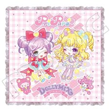 Idol Time PriPara Dolly Mix Yui & Laala Hand Towel