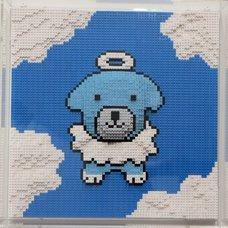 Nanoblock Shibuya Pixel Art Artist Works: Ichio Otsuka Relief