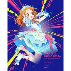 Aikatsu! Music Festa in Aikatsu Budokan Day 1 Live Bru-ray