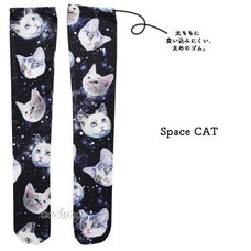 ACDC RAG Cat Knee-High Socks