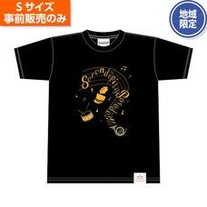 The Idolm@ster Cinderella Girls 5th Live: Tour Serendipity Parade!!! Official T-Shirt (Shizuoka/Makuhari/Fukuoka Ver.)