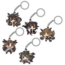 Kantai Collection -KanColle- Tsumamare Keychains Vol. 2