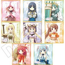 Magia Record: Puella Magi Madoka Magica Side Story Mini Shikishi Board Collection Vol. 1 Box Set