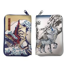 Monster Hunter Ukiyo-e Pouch Collection