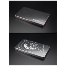Kojima Productions × Gild Design Duralumin Card Case