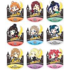 Love Live! Sunshine!! Yurayura Acrylic Stands