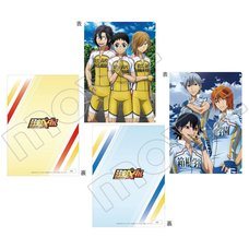 Yowamushi Pedal: Glory Line Clear File Collection