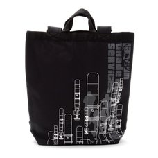Black Lagoon Lagoon Company 2-Way Bag