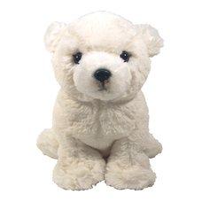 Fluffies Medium Polar Bear Plush