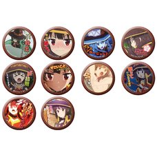 KonoSuba: God's Blessing on This Wonderful World! Megumin Badge Collection Vol. 2
