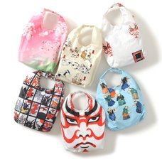 Traditional Japanese Design Eco Bags