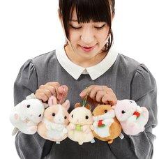 Coroham Coron Fun Friends Plush Collection (Ball Chain)