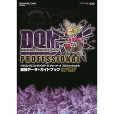 Dragon Quest Monsters: Joker 3 Professional Data + Guide Book