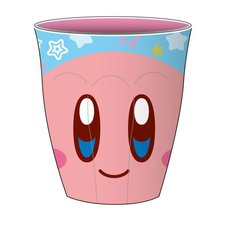 Kirby Super Star Melamine Cup