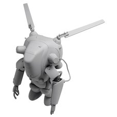 Maschinen Krieger P.K.A. Wapruf(K) Kauz 1/20 Scale Plastic Model Kit