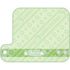 Love Live! Nijigasaki Academy School Idol Club First Live: With You Emma Verde Towel Wristband