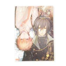 Clock Zero -Shuuen no Ichibyou- Historia Art Book