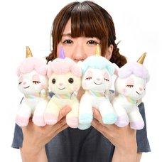 Unicorn no Cony Yume-Kawa Ribbon Plush Collection (Standard)