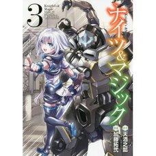 Knight's & Magic Vol. 3