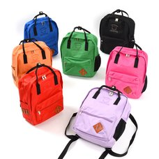 Pooh-chan Colorful Backpacks