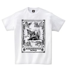 Monster Hunter: World Japanese Pattern T-Shirt
