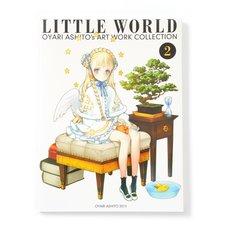 Little World: Oyari Ashito's Art Work Collection 2