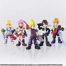 Dissidia Final Fantasy: Opera Omnia Trading Arts Box Set