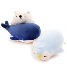 Premium Nemu Nemu Animals Cool 2-Way Pillows