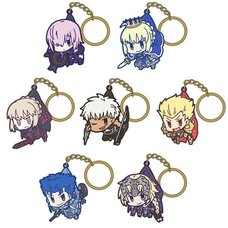 Fate/Grand Order Tsumamare Key Chain Collection Vol. 1
