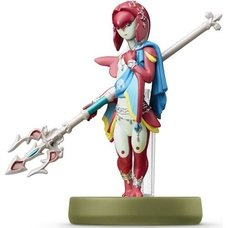 Legend of Zelda: Breath of the Wild Mipha Zora Champion amiibo
