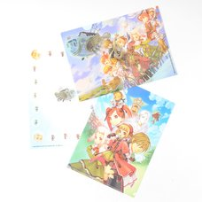 Antiphona no Seikahime Angel Clear Files (Set of 3)
