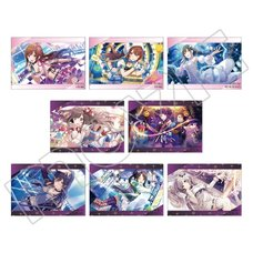 The Idolm@ster: Shiny Colors L'Antica & Alstroemeria Clear FIle Collection Box Set