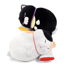 Hige Manjyu Sleeping Cat Plush Collection (Big)