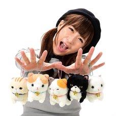 Hokkori Munchkin Cat Plush Collection (Ball Chain)