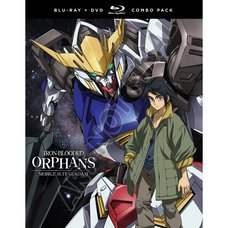 Mobile Suit Gundam: Iron Blooded Orphans: Season 1 Part 1 Blu-ray/DVD Combo Pack