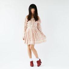 LIZ LISA Lace Browsing Dress