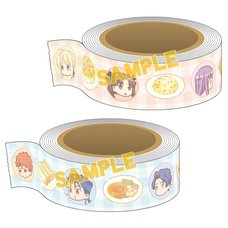 Today's Menu for Emiya Family Masking Tape Collection