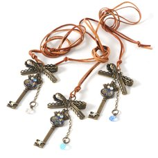 Key to Alice Necklaces
