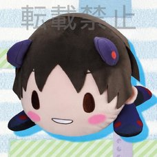 Mega Jumbo Lying Down Plush Evangelion: 3.0+1.0 Shinji Ikari: Plugsuit Ver. feat. Sangatsu Youka