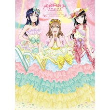 Love Live! Sunshine!! Unit Live Adventure 2020 -Perfect World- Live & Fan Meeting 2018 Winner Memorial Hologram AZALEA Clear File