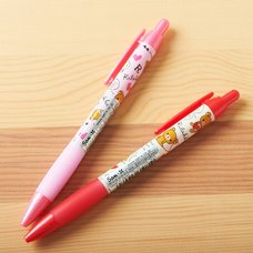Rilakkuma Ballpoint Pen (Full of Hearts)