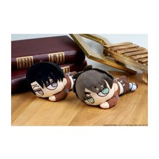 Attack on Titan Darunui Plush Keychain Collection