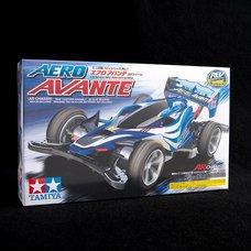 JR Aero Avante (AR Chassis) Mini 4WD Model Kit
