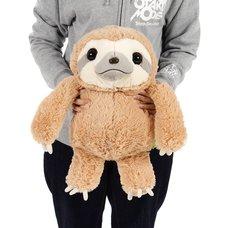 Namakemono no Mikke Sloth Big Plush